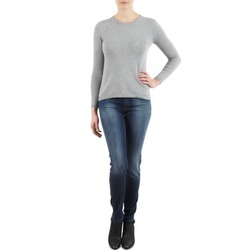 Abbigliamento Donna Jeans slim 7 for all Mankind THE SKINNY NEW ORL FLAME Blu