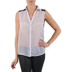 Abbigliamento Donna Camicie La City O DEB POIS Bianco