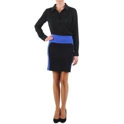 Abbigliamento Donna Gonne La City JMILBLEU Nero / Blu