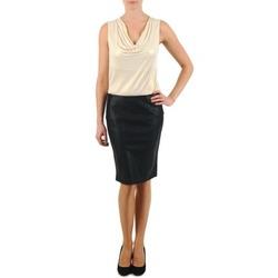 Abbigliamento Donna Gonne La City JUPE BIMAT Nero