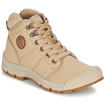 Scarpe Donna Sneakers alte Aigle TENERE LIGHT Beige