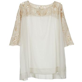 Abbigliamento Donna Top / Blusa Stella Forest ATU030 Beige