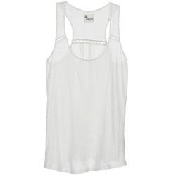 Abbigliamento Donna Top / T-shirt senza maniche Stella Forest ADE005 Bianco
