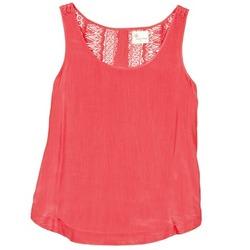 Abbigliamento Donna Top / T-shirt senza maniche Stella Forest ADE009 Rosa