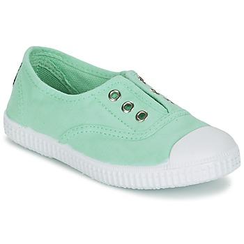 Scarpe Bambina Sneakers basse Chipie JOSEPE Verde / Opale