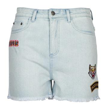 Pantaloncini & Bermuda American Retro BORIS Blu 350x350