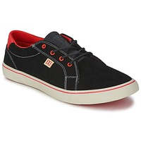 Scarpe Donna Sneakers basse DC Shoes COUNCIL W Nero / Rosso