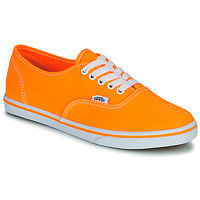 Scarpe Donna Sneakers basse Vans AUTHENTIC LO PRO Arancio / Pop