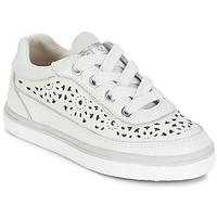 Scarpe Bambina Sneakers basse Geox CIAK G. H Bianco