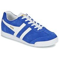Scarpe Donna Sneakers basse Gola HARRIER Blu / Bianco