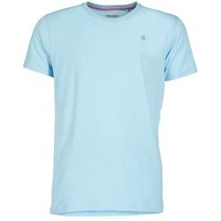 Abbigliamento Uomo T-shirt maniche corte Serge Blanco 3 POLOS DOS Blu / Cielo