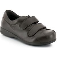Scarpe Donna Sneakers basse Calzamedi SCARPE   PIE DIABETICO MARRON