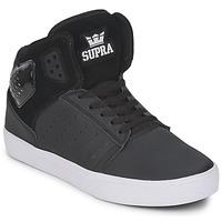 Scarpe Uomo Sneakers alte Supra ATOM Nero / Bianco