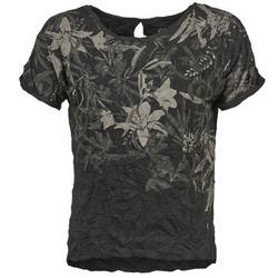 Abbigliamento Donna T-shirt maniche corte Oxbow NIANA Nero
