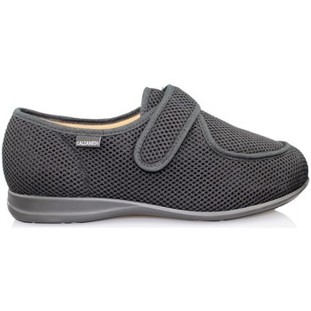 Scarpe Pantofole Calzamedi CALZINI DOMESTICI E / O POSTOPERATORIA 3055 NEGRO