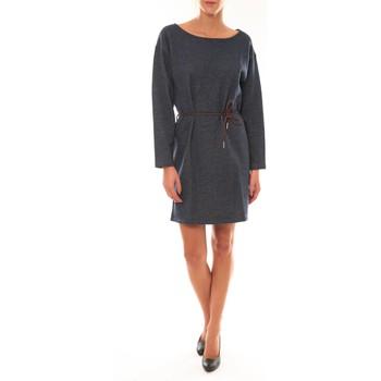 Abbigliamento Donna Abiti corti Coquelicot Robe 15219/611 marine Blu