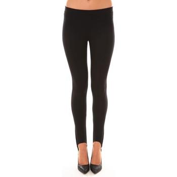 Abbigliamento Donna Leggings Coquelicot Legging 15606/099 noir Nero
