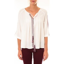 Abbigliamento Donna Top / Blusa Dress Code Blouse 1645 blanc Bianco