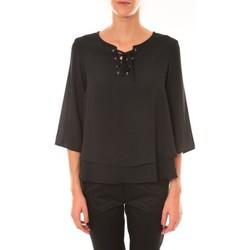 Abbigliamento Donna Top / Blusa Dress Code Blouse 1652 noir Nero