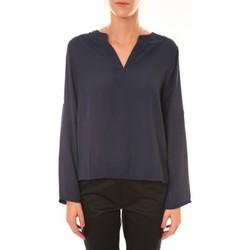 Abbigliamento Donna Top / Blusa Dress Code Blouse 1029 marine Blu