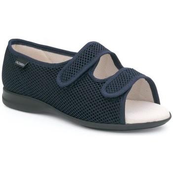 Scarpe Donna Pantofole Calzamedi S TELA AZUL