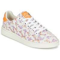 Scarpe Donna Sneakers basse Pepe jeans CLUB FLOWERS Bianco