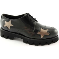 Scarpe Donna Derby Divine Follie DIV-9520-NE Nero