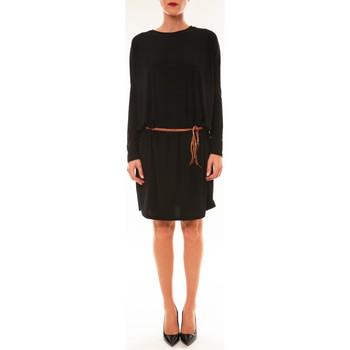 Abbigliamento Donna Abiti corti Dress Code Robe 53021 noir Nero