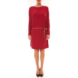 Abbigliamento Donna Abiti corti Dress Code Robe 53021 bordeaux Rosso