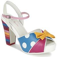 Scarpe Donna Sandali Lola Ramona ANGIE P Multicolore