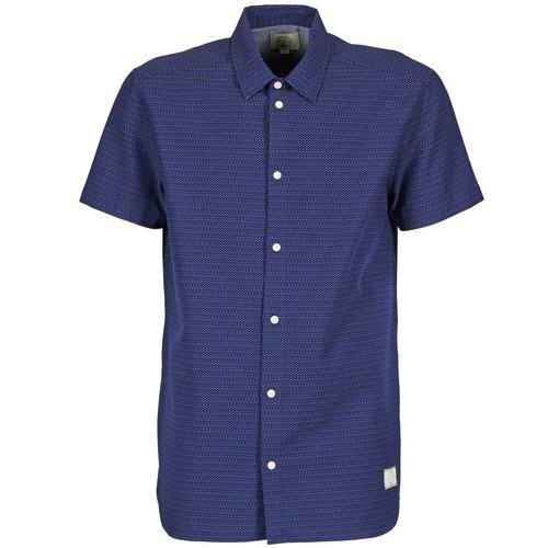 Suit DAN S Blau - Consegna gratuita   Spartoo    - Abbigliamento Camicie maniche corte herren 28