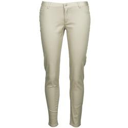 Abbigliamento Donna Pantaloni 5 tasche Little Marcel PRANTI Beige
