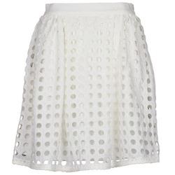 Abbigliamento Donna Gonne Brigitte Bardot BB44196 Bianco