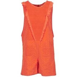 Abbigliamento Donna Tuta jumpsuit / Salopette Brigitte Bardot BB44084 CORAIL