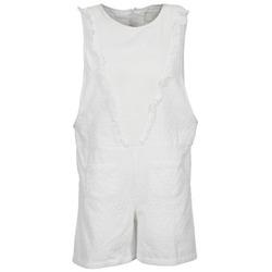 Abbigliamento Donna Tuta jumpsuit / Salopette Brigitte Bardot BB44084 Bianco