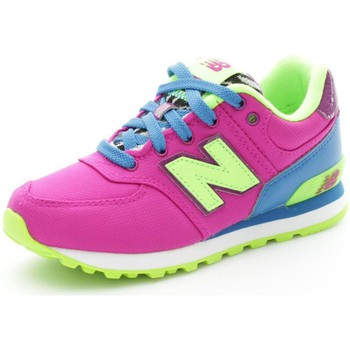 Scarpe Multisport New Balance KL5741PP Scarpe Sportive Bambino Poison Berry Poison Berry