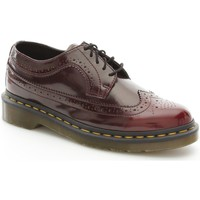 Scarpe Donna Derby Dr Martens 3989_38 Scarpe con lacci Adulto unisex Cherry Red Vegan Cherry Red Vegan