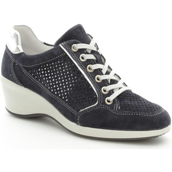 Scarpe Igi amp;co  3793100 Sneakers Donna Camoscio  Blue
