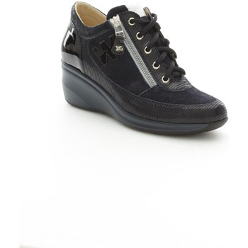Sneakers basse Melluso R2647 Sneakers Donna Camoscio/Pelle  Blue
