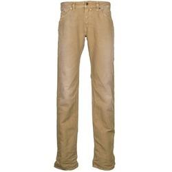 Abbigliamento Uomo Jeans dritti Diesel SAFADO Beige