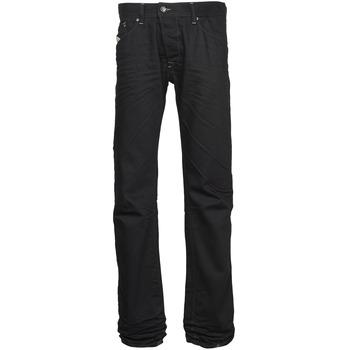 Abbigliamento Uomo Jeans dritti Diesel DARRON Nero