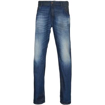 Abbigliamento Uomo Jeans slim Diesel KRAYVER Blu