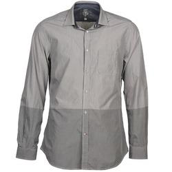 Abbigliamento Uomo Camicie maniche lunghe Diesel SAUSAN Grigio