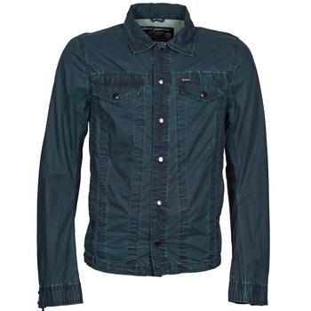 Abbigliamento Uomo Giacche in jeans Diesel J-XOCHILL MARINE