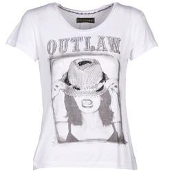 Abbigliamento Donna T-shirt maniche corte Religion B123OLT45 Bianco
