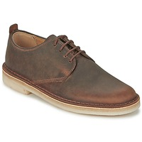 Scarpe Uomo Derby Clarks DESERT LONDON Marrone