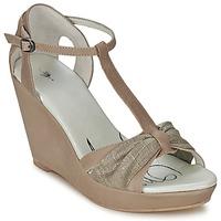 Scarpe Donna Sandali One Step CEANE Taupe / Oro / Taupe