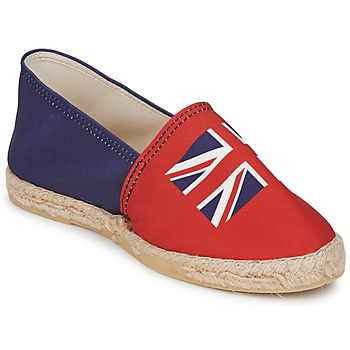 Scarpe Donna Espadrillas Be Only KATE Rosso/blu