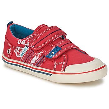 Scarpe Bambino Sneakers basse Start Rite GASOLINE Rosso