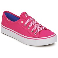 Scarpe Donna Sneakers basse Keds DOUBLE UP Fucsia